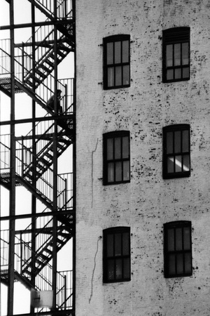 Manhattan Downtown West, NYC Photographic Print by Jeff Pica