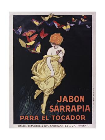 Jabon Sarrapia Giclee Print