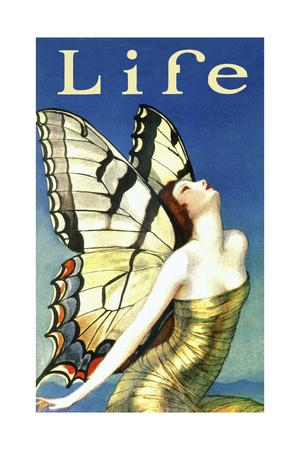 Life Giclee Print