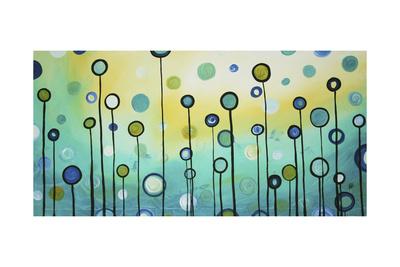Lollipop Field Giclee Print by Megan Aroon Duncanson