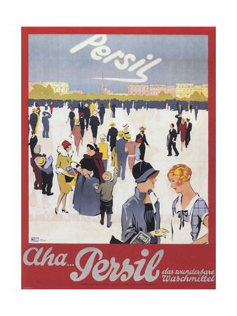 Persil Giclee Print