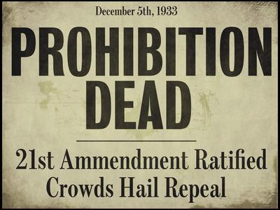 Prohibition Giclee Print