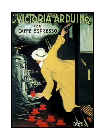 Victoria Arduino Giclée-tryk
