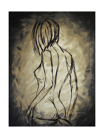 Sensuous Giclee Print by Megan Aroon Duncanson