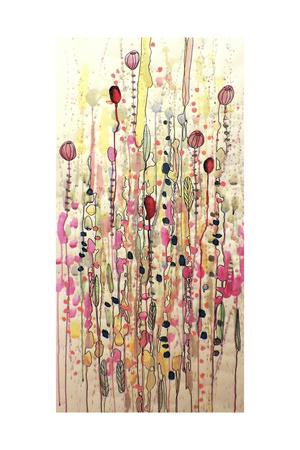 Samsara Giclee Print by Sylvie Demers