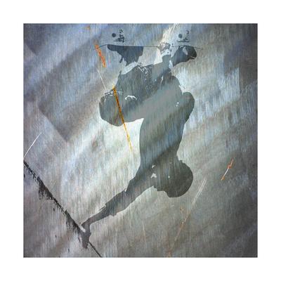 Skater I Giclee Print by Karen Williams
