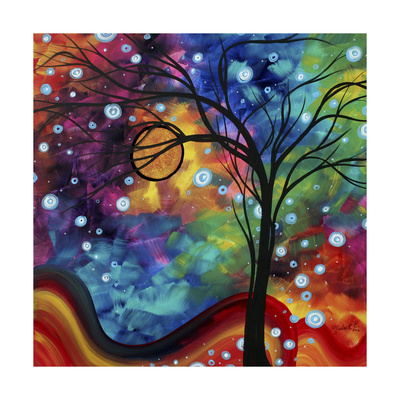Winter Cold Giclee Print by Megan Aroon Duncanson
