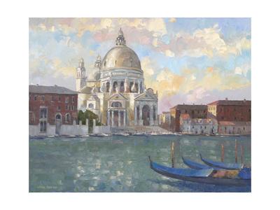 Venice Light Giclee Print by John Zaccheo