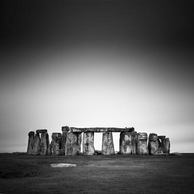 Stonehenge Photographic Print by Nina Papiorek