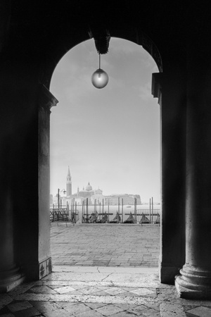 Venetia View Photographic Print by Moises Levy