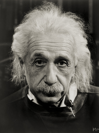 Albert Einstein Photographic Print