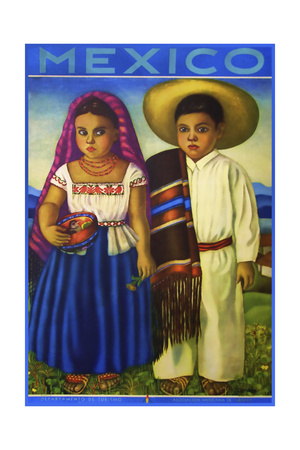 Botero Mexico Giclee Print