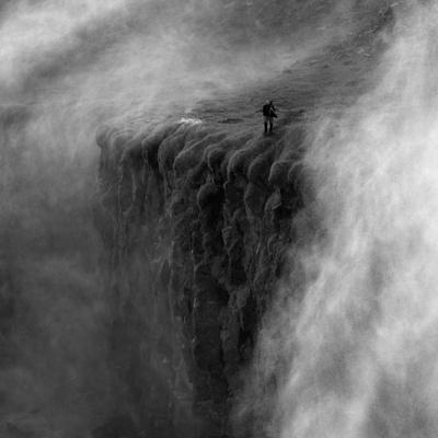 Iceland Photographic Print by Maciej Duczynski