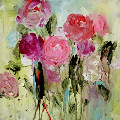 Entre Nous Giclee Print by Carrie Schmitt