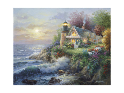 Guardian of the Sea Giclee Print by Nicky Boehme