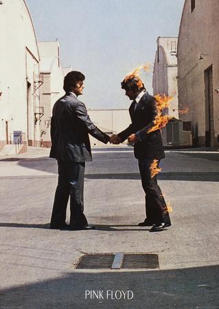 Pink Floyd Wish You Were Here Kunstdruck