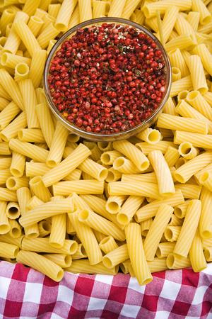 Pasta Fotografisk tryk af Stefano Amantini