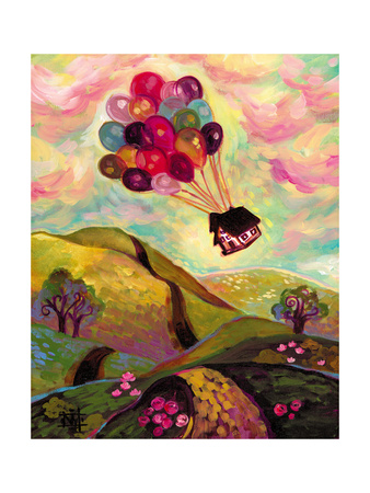 A Great Adventure Prints by Natasha Wescoat