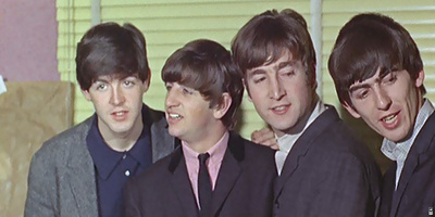 The Beatles Come To Town, 1963 Giclee Print by  British Pathe