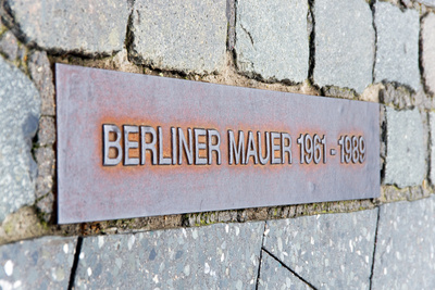 Berlin Wall Berliner Mauer Photographic Print by  topaspics