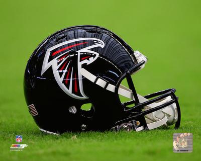 Atlanta Falcons Helmet Photo