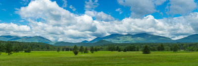 High Peaks Area of the Adirondack Mountains, Adirondack State Park, New York State, USA Photographic Print by  Panoramic Images