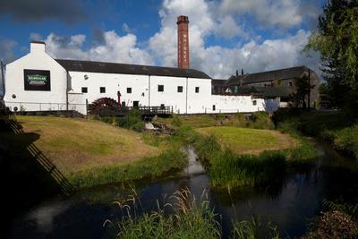 Locke's Irish Whiskey Distillery, Kilbeggan, County Westmeath, Ireland Photographic Print by Green Light Collection