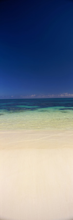 Shoreline, Oahu, Hawaii, USA Photographic Print by  Panoramic Images