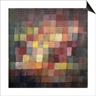 Starobylá harmonie, 1925 Reprodukce Magnetic Art