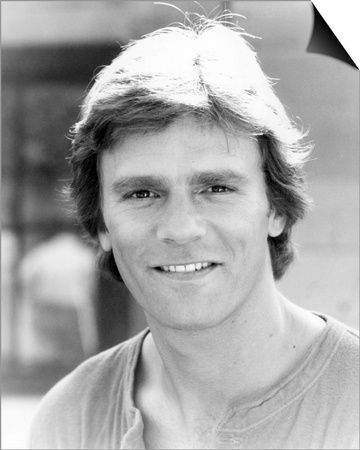 Richard Dean Anderson – MacGyver Poster