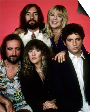 Fleetwood Mac Print