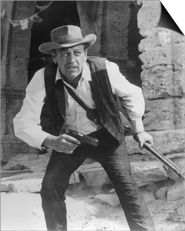 William Holden - The Wild Bunch Poster