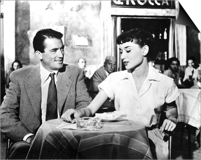 Roman Holiday Prints