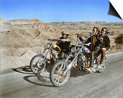 Easy Rider Art
