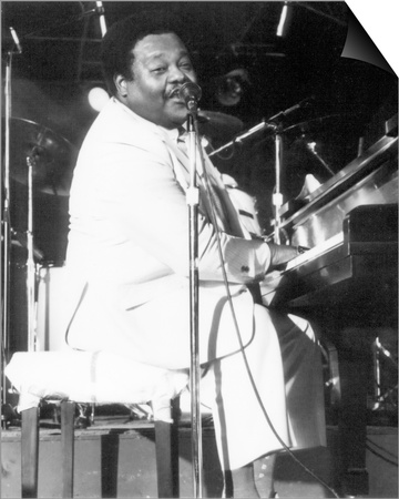 Fats Domino Prints