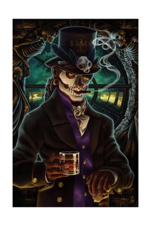 Barron Samedi Voodoo Posters by  Lantern Press