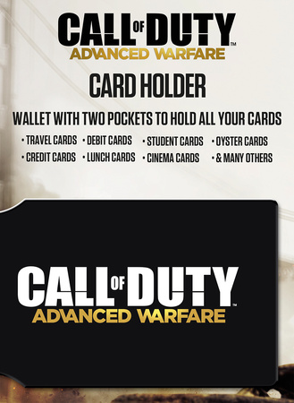 Call Of Duty AW - Sentinel Card Holder Aparte producten