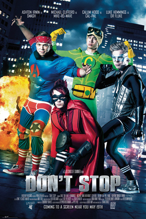 5 Seconds of Summer - Heroes Poster