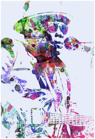 John Lee Hooker Posters by  NaxArt