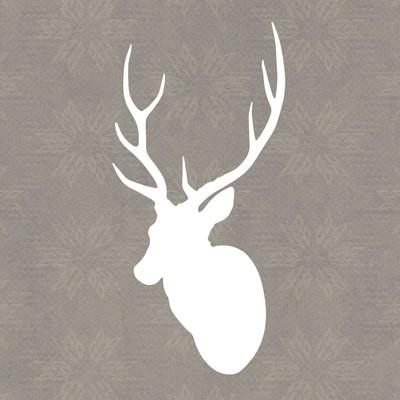 Buck I Poster by Sabine Berg