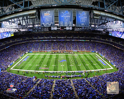 Ford Field 2014 Photo