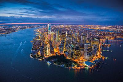 Jason Hawkes - New York Photo by Jason Hawkes