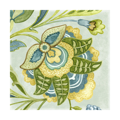 Decorative Golden Bloom IV Prints by Sydney Wright
