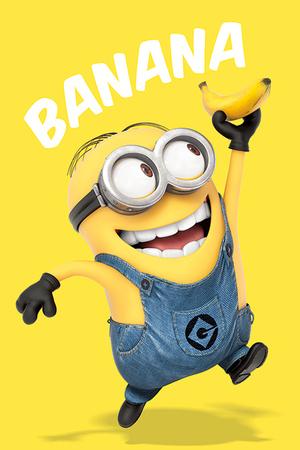 Despicable Me - Banana Affischer