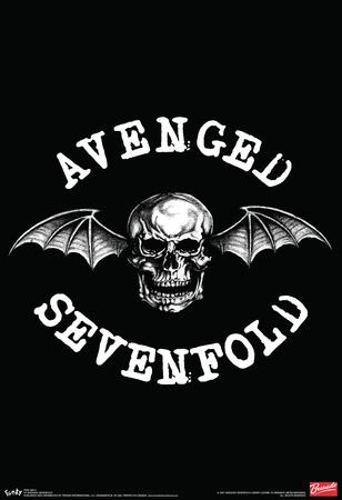 Avenged Sevenfold Music Poster Billeder