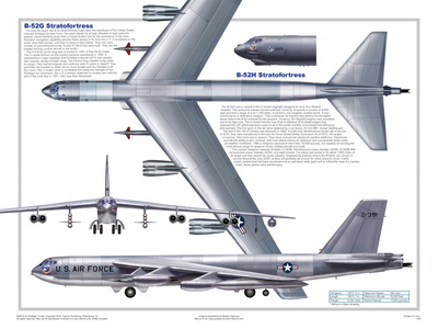 B-52 Stratofortress Posters