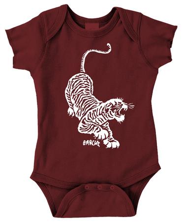 Infant: Jerry Garcia - Tiger Infant Onesie