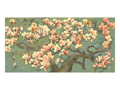 Magnolia Branches Art