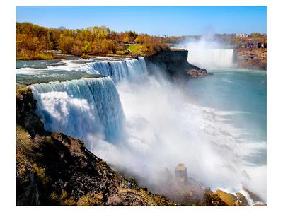 American Side Of Niagara Falls Posters