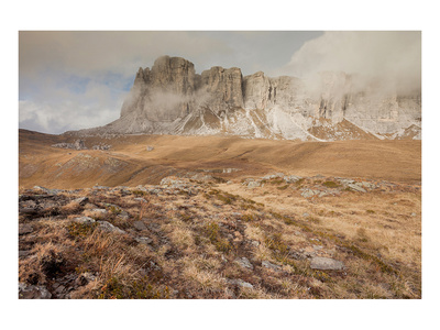 Fall In Dolomites Posters